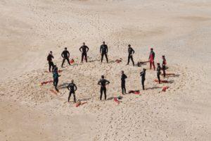 Teamoverleg lifeguards teamvertrouwen teamcommunicatie teamontwikkeling