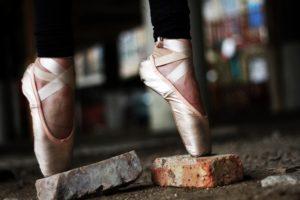 Er mag gedanst worden! Inn-houd #40 - Over persoonlijke ontwikkeling buiten de comfortzone