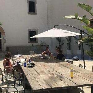 Inn-spiratie op business retreat in Barcelona