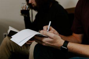 Blog Annelies | Klef stel - Werken aan een te gezellig team